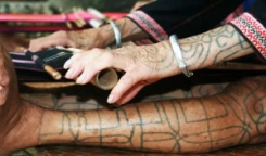 Tattoed Feet 1